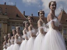 Klasyczny balet zdjęcie royalty free