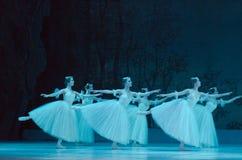 Klasyczny balet Giselle zdjęcia stock