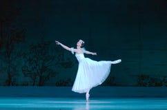 Klasyczny balet Giselle obrazy royalty free
