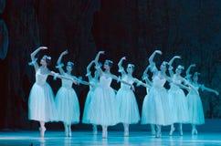 Klasyczny balet Giselle fotografia stock