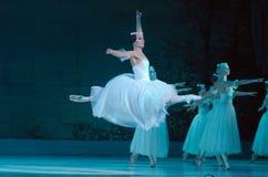 Klasyczny balet Giselle obrazy stock