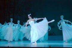 Klasyczny balet Giselle obraz royalty free