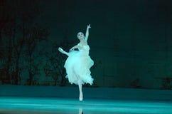 Klasyczny balet Giselle zdjęcia royalty free