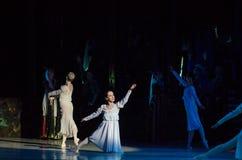 Klasyczny balet Romeo i Juliet obraz royalty free