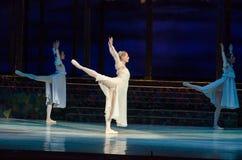Klasyczny balet Romeo i Juliet zdjęcia stock