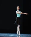 Klasyczny balet: Walc kwiaty Zdjęcia Royalty Free