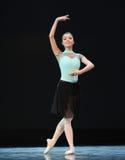 Klasyczny balet: Walc kwiaty Obrazy Stock
