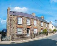 Klasyczny Brytyjski dom miejski Fotografia Stock