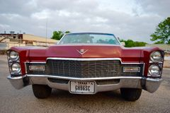 Klasyczny Cadillac Zdjęcie Royalty Free
