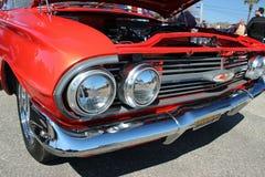 Klasyczny Chevy Gorący Rod Fotografia Stock