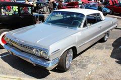 Klasyczny Chevy Impala Zdjęcia Stock