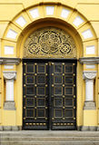 klasyczny drzwi Obrazy Royalty Free