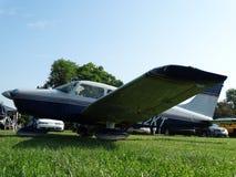 Klasyczny dudziarza PA-28-151 wojownik Fotografia Royalty Free