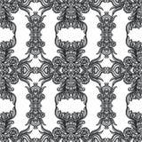Klasyczny elegancki bezszwowy tło ilustracji