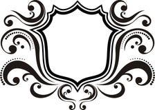 Klasyczny emblemat Fotografia Stock