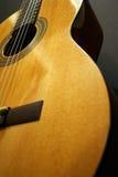 klasyczny gitara Zdjęcia Stock