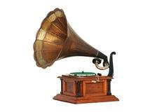 klasyczny gramofon Obraz Stock