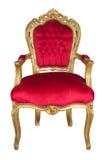 Klasyczny krzesło Zdjęcia Stock