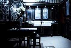 klasyczny kuchenny nowożytny zdjęcia royalty free