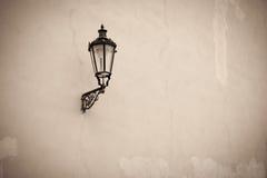 klasyczny lampion Fotografia Stock