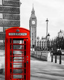 Klasyczny Londyn Obraz Stock