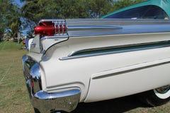 Klasyczny luksusowy amerykański samochód fotografia stock
