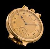 Klasyczny luksusowy ręka zegarek Fotografia Royalty Free
