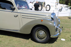 Klasyczny Mercedes pojazd użytkowy Zdjęcie Royalty Free