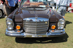Klasyczny niemiecki kabriolet Zdjęcia Royalty Free