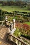 Klasyczny ogródu krajobraz Zdjęcie Stock