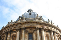 Klasyczny Piękny Angielski Budynek, Oxford Zdjęcie Stock