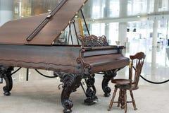 klasyczny pianino obrazy royalty free