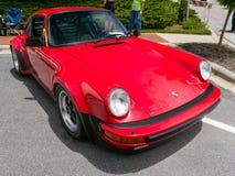 Klasyczny Porsche 911 Turbo Obrazy Royalty Free