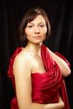 klasyczny portret Zdjęcia Royalty Free