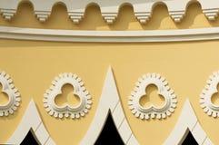 Klasyczny Portugalski arhitecture obrazy royalty free