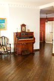 klasyczny projekta domu wnętrze zdjęcia royalty free