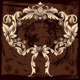 klasyczny ramy ornament Fotografia Stock