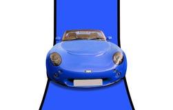 Klasyczny samochód Zdjęcia Royalty Free