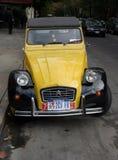 Klasyczny samochodowy Citroà 'n 2cv Zdjęcia Royalty Free