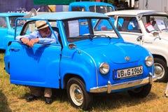 Klasyczny samochodowy festiwal, Zły Koenig, Niemcy Obrazy Royalty Free