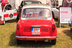 Klasyczny samochodowy festiwal, Zły Koenig, Niemcy Obraz Royalty Free
