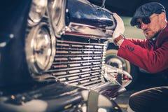 Klasyczny Samochodowy Namiętny fotografia royalty free