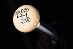 Klasyczny samochodu przesunięcie Zdjęcie Royalty Free