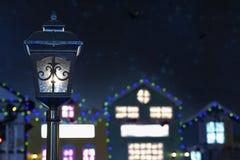klasyczny streetlight obraz royalty free