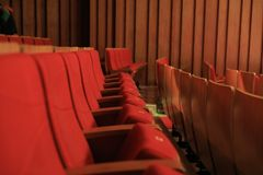 klasyczny teatr zdjęcie royalty free
