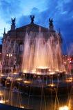 klasyczny theatre Zdjęcie Royalty Free