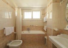 Klasyk stylowa łazienka zdjęcia royalty free