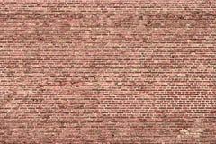 Klasyka ściana z cegieł Obrazy Stock