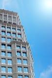 Klasyka budynku architektury basztowy biuro Zdjęcia Royalty Free