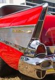 Klasyka Chevy 1957 samochód Zdjęcia Royalty Free